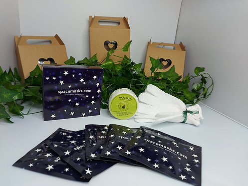 Space Mask relaxation kit