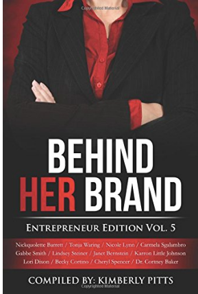 Behind Her Brand: Entrepreneur Edition Vol 5