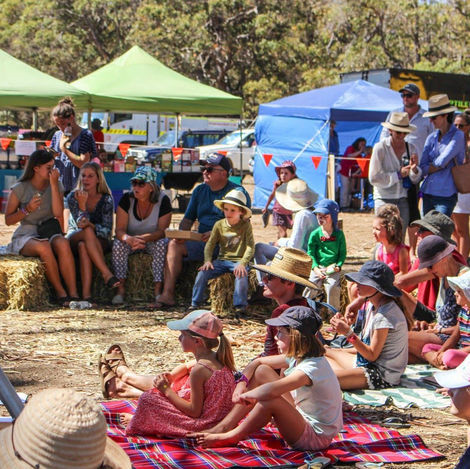 SATELLITE EVENT PORONGURUP FESTIVAL