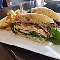 Mushroom Swiss Chicken Sandwich