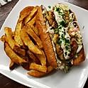 Jumbo Lump Crab Cake Sandwich