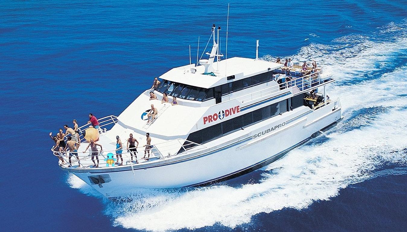 Pro dive cairns 3 day snorkel tour - Pro dive cairns ...
