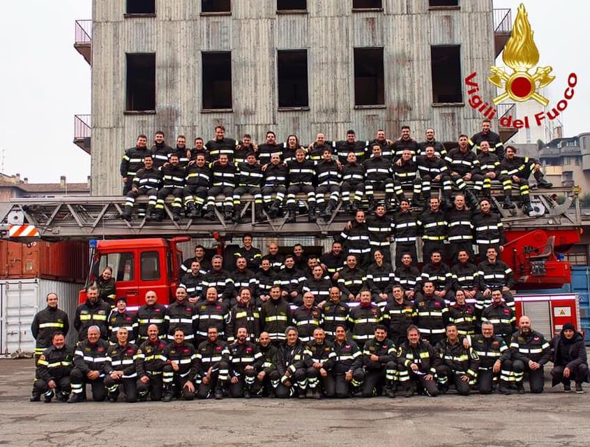 XV Corso Volontari 2