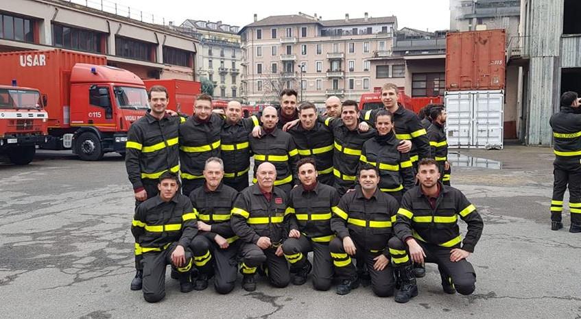 XV Corso Volontari 1