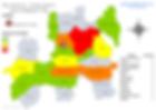 Mappa interventi APB Lazzate