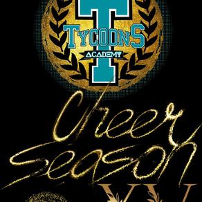 Cheer New Season  Pack