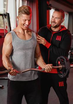 Fitness & Krafttraining