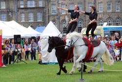 Roman Riding - Navvie & Ronan