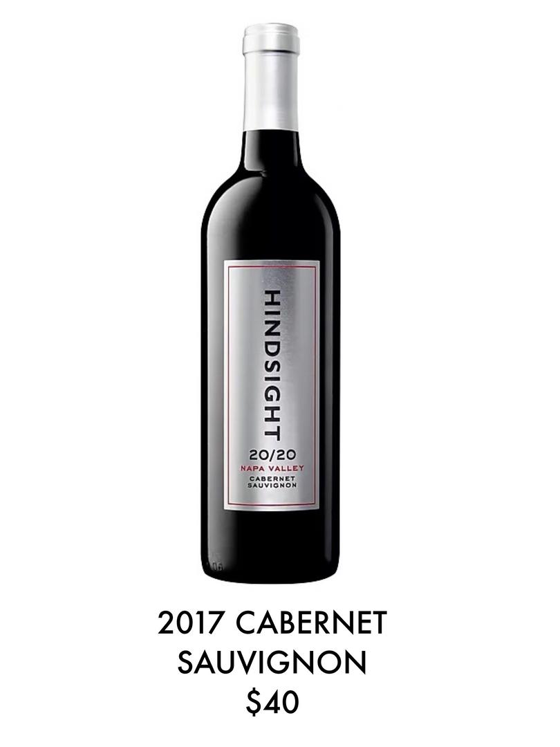 2017 Cabernet Sauvignon, $40