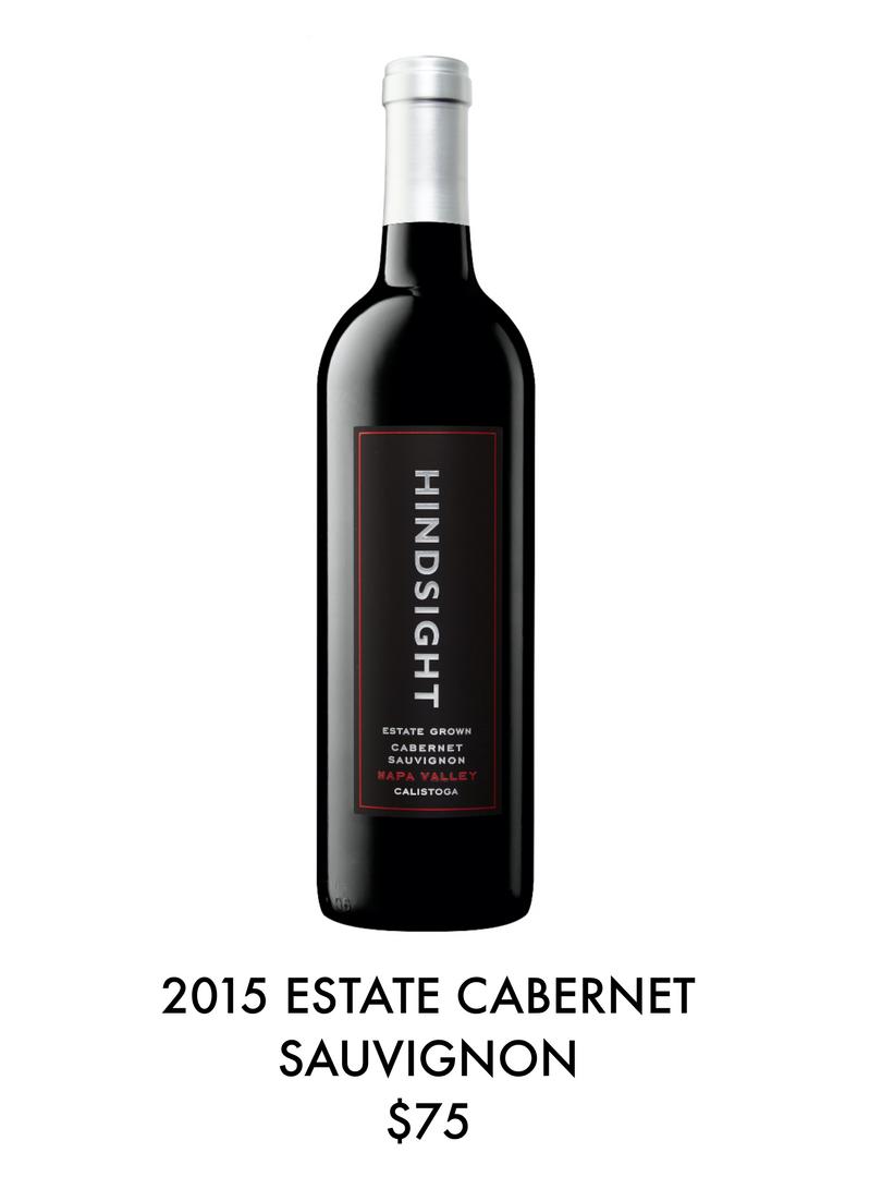 2015 Estate Cabernet Sauvignon, $75