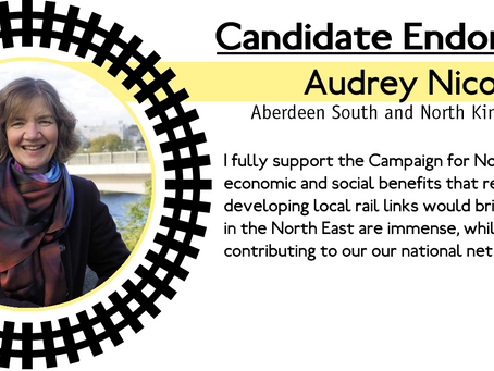 Aberdeen South climbs aboard!