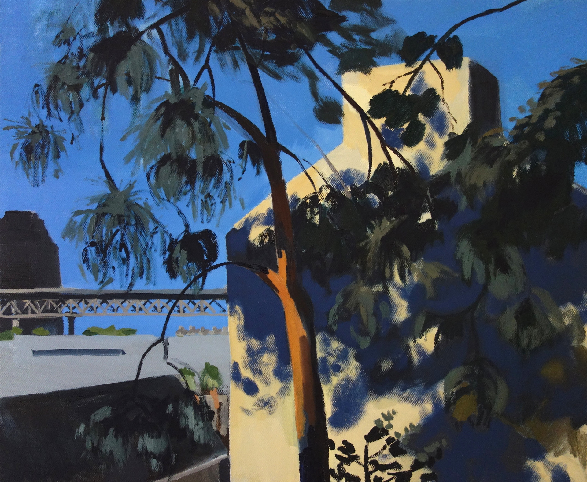 Afternoon Shadow, Millers Point