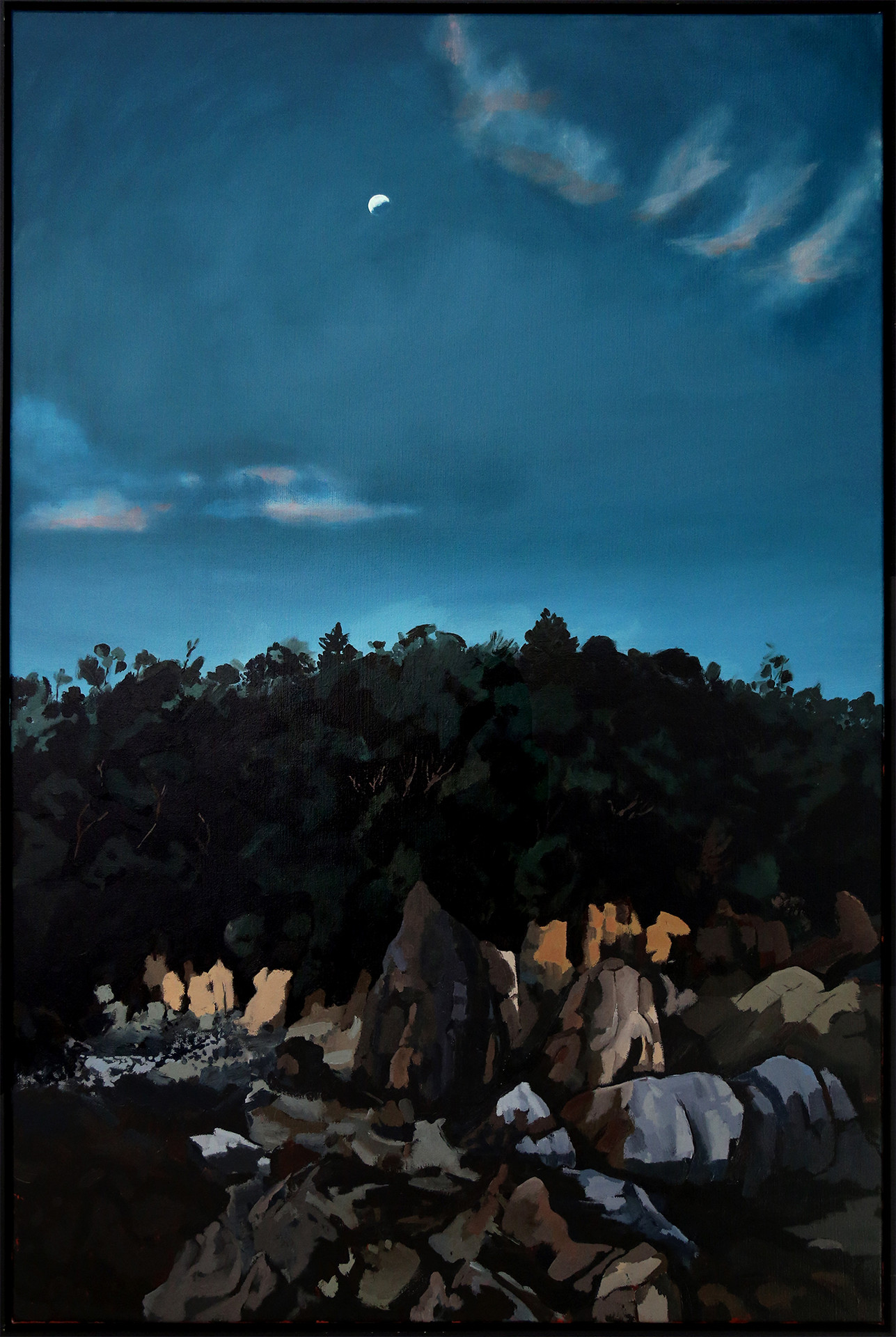 Guerilla Bay, Moon Rising