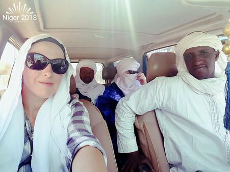Le gang des chechs blancs au Niger