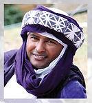 Agdal Waissan dans le film documentaire Loin du désert de Jade MIETTON