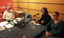 Radio Suisse RTS Détours Genève sahara sahel jade mietton documentair interview radio télévision presse