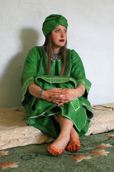 Jade à Djanet 2009.jpg