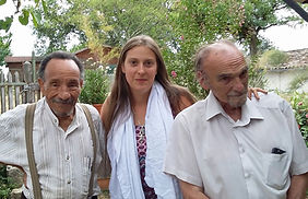 Pierre Rabhi, Maurice Freund edésert sahara sahel documentaire jade mietton mauric freund pierre rabhi Jade MIETTON
