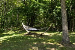 Slow Down...Relax on the Hammock