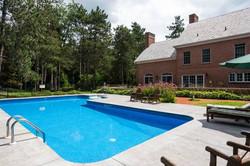 Pool Patios and Garden
