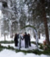 Intimate pop up wedding at Bellavista Country Estate