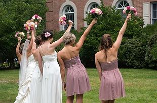 Bellavista Country Estate bridal party