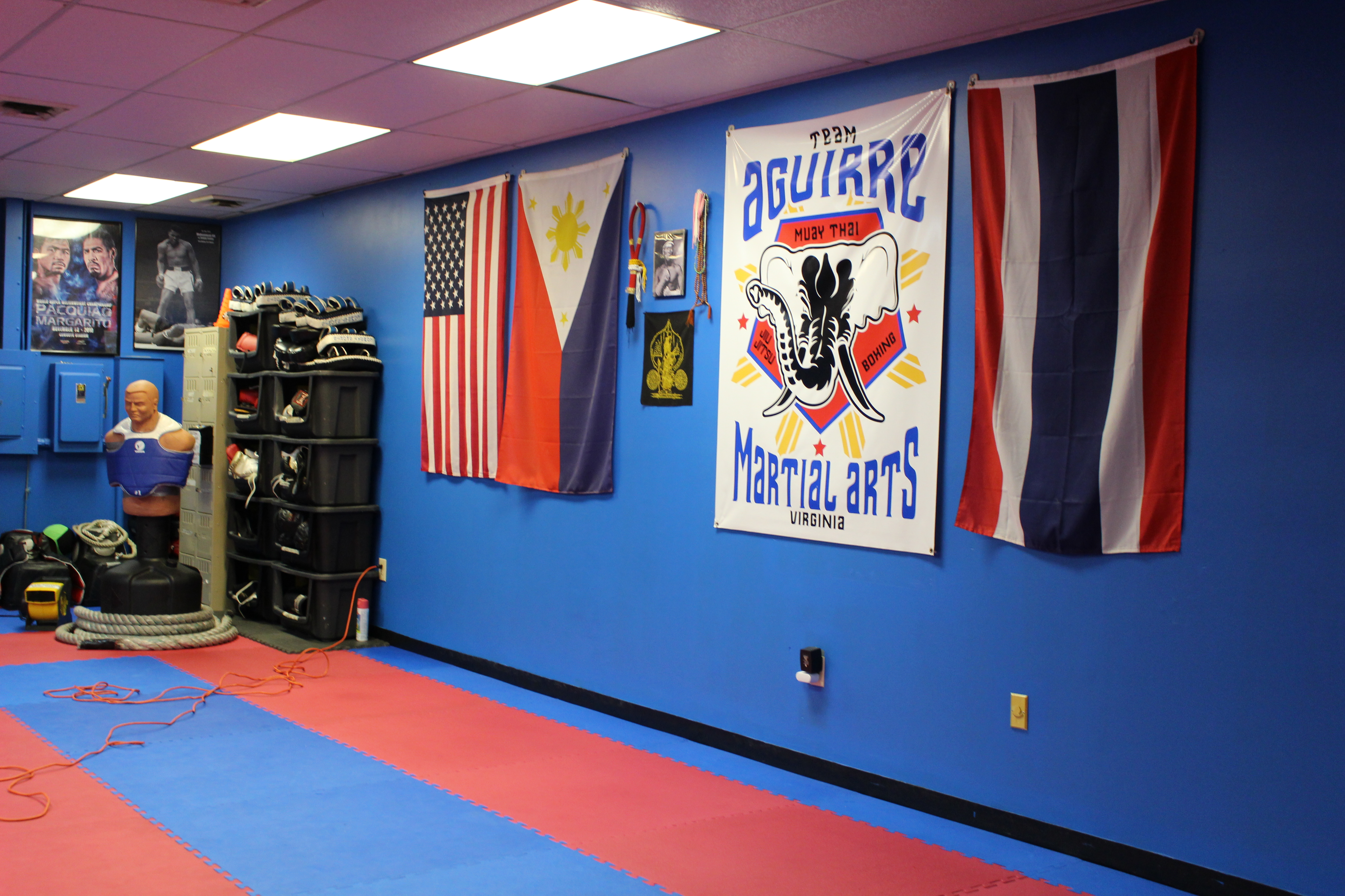 Welcome to Team Aguirre Martial Arts
