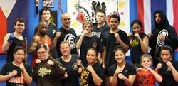 Adult Muay Thai Class