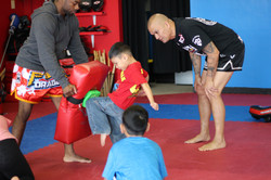 Kid Self-Defense Class