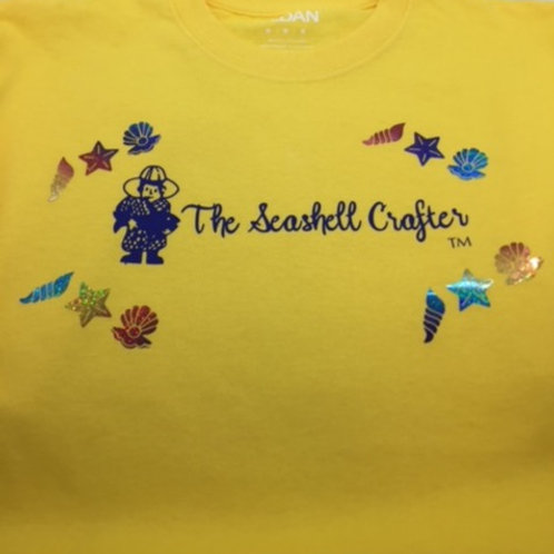 The Seashell Crafter T-Shirt