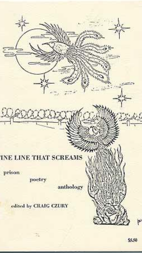 A FINE LINE THAT SCREAMS: Prison Poetry Anthology