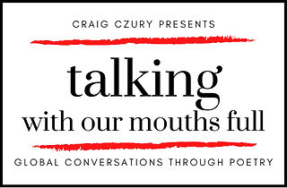 Talking With Our Mouths Full Logo Transp
