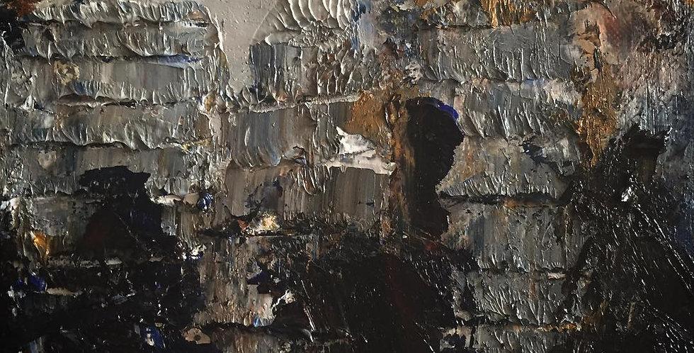 Untitled - Oil on Linen