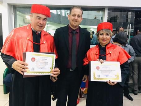 Corpo Jurídico da INDAMA no Maranhão é homenageado.