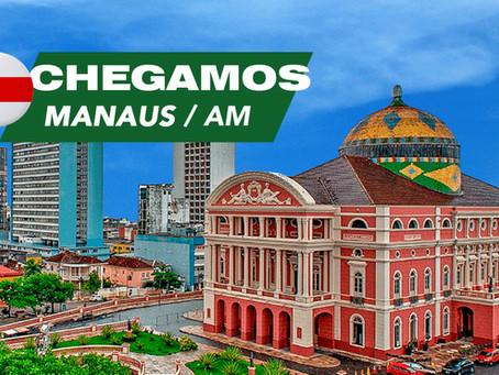 A INDAMA inicia suas operações em Manaus/AM