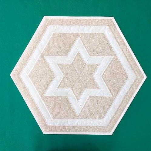 Mantel para mesa - estrella