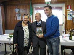 Giulio Orilisi presenta il libro