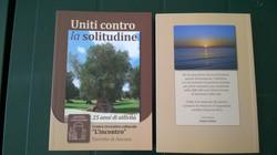 """Libro """"Uniti contro la Solitudine"""""""