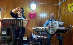Musicisti Francesca e Roberto