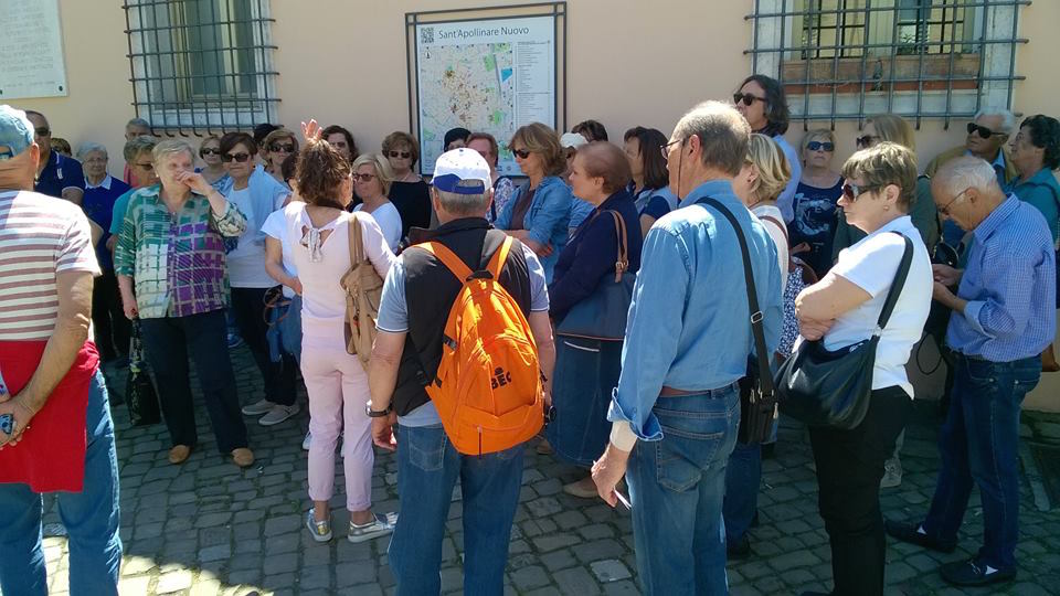 Gita a Ravenna, maggio 2017