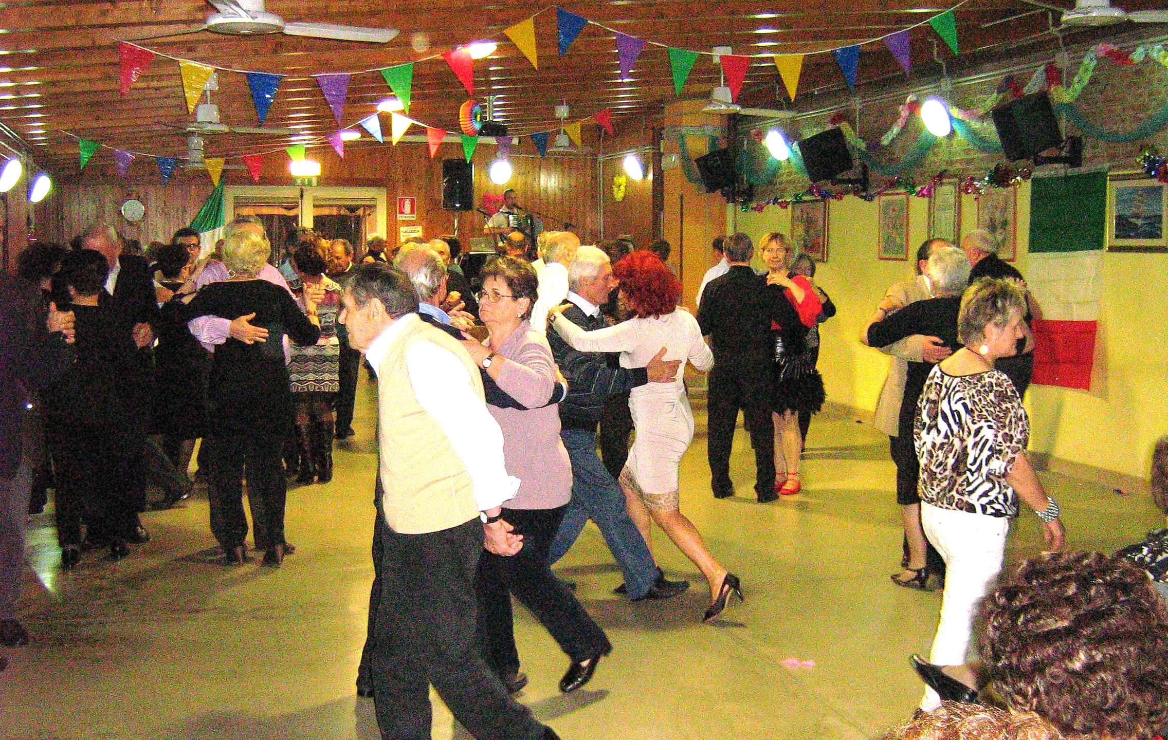 Pomeriggi danzanti L'Incontro