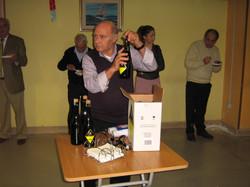 Fernando Sallei, vicepresidente