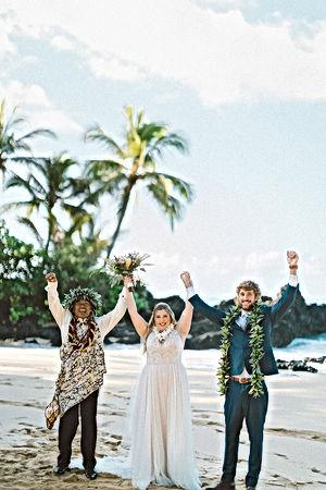 Maui Beach Wedding Package
