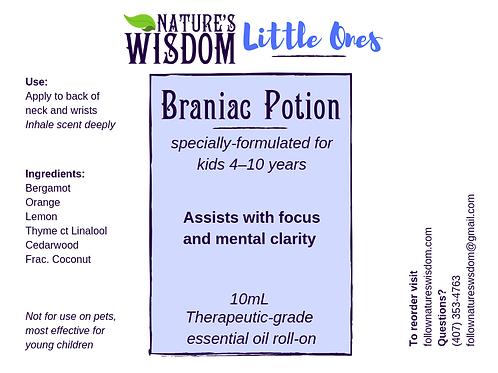 Braniac Potion