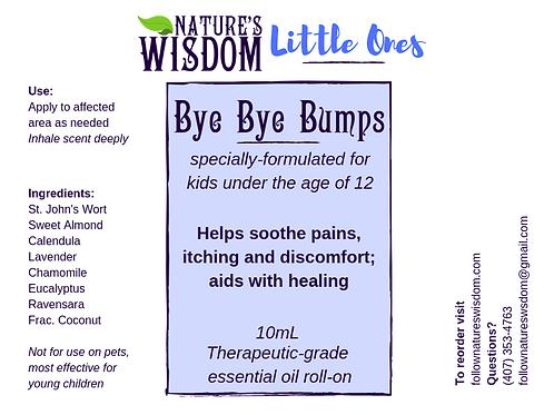 Bye Bye Bumps