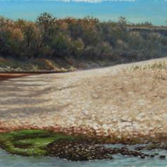 Pedernales River At Reimer's Ranch