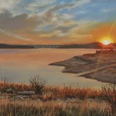 Lake Travis Sunset III