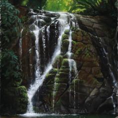 Osa-Uvita Waterfall