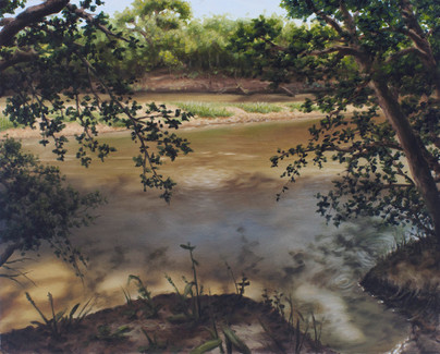 Shadows On The River, Lost Pines