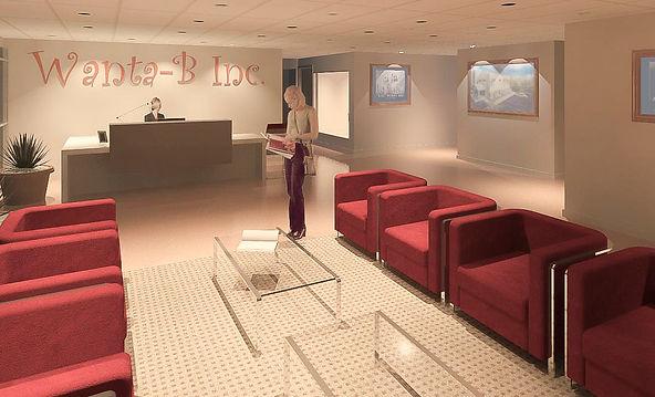 First Floor - Reception Area C - Inter #